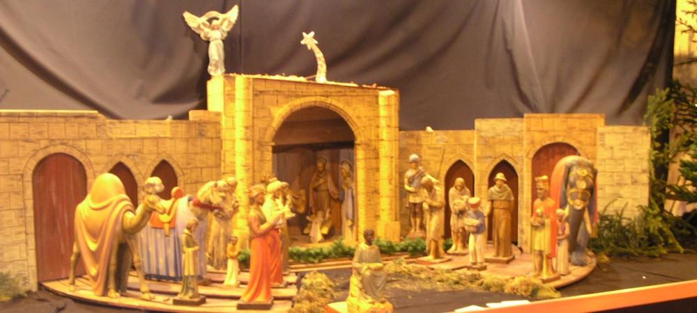 Crèche Mécanique de Ste Marie à Colmar
